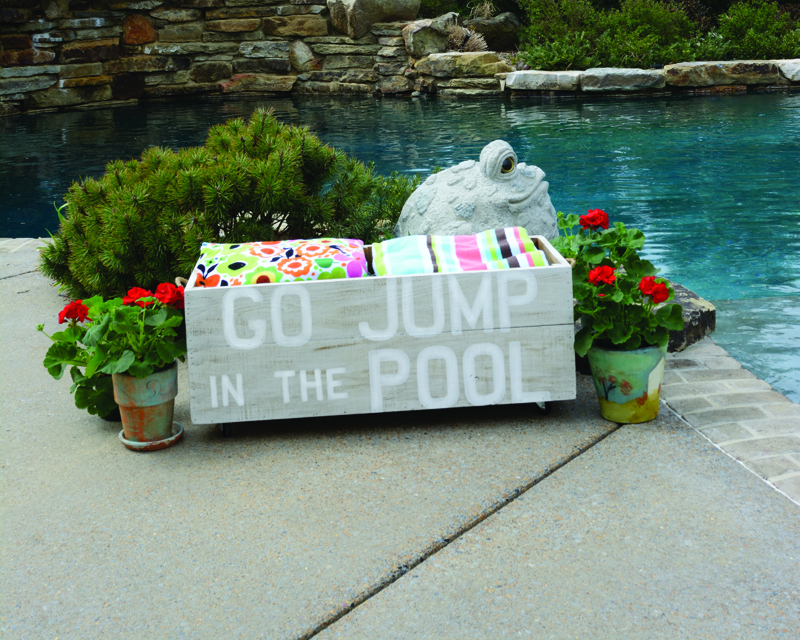 Go Jump in the Pool