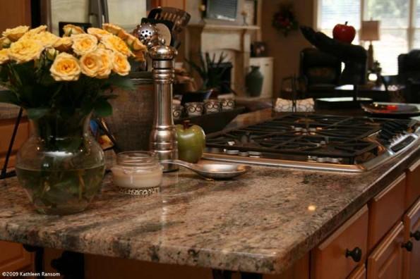 Granite Countertops Fran Winstock Interiors